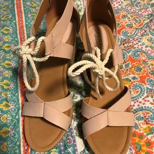 Sperry boat heels